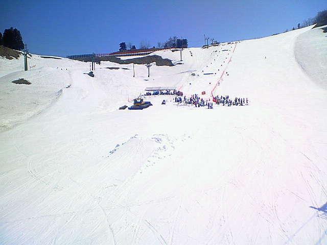 松之山 温泉 スキー 場